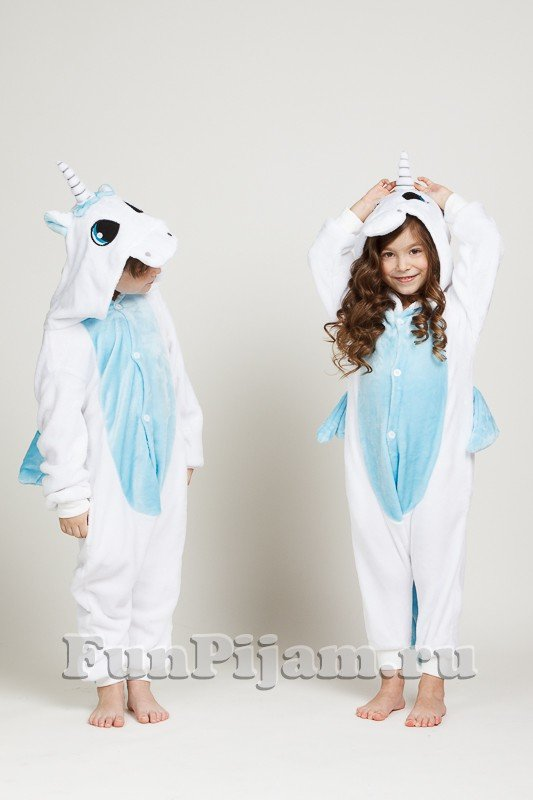 Пижамы-кигуруми Единорог купить в интернет магазине 👍 488c7474c4695