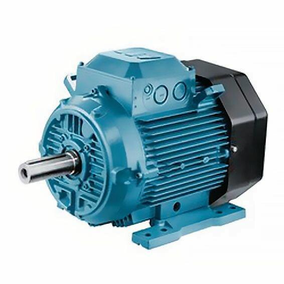 Электродвигатели асинхронные M2AA Двигатель асинхронный M2AA 100 LB IE1, 3 кВт, 1500об/мин, IMB5 ABB