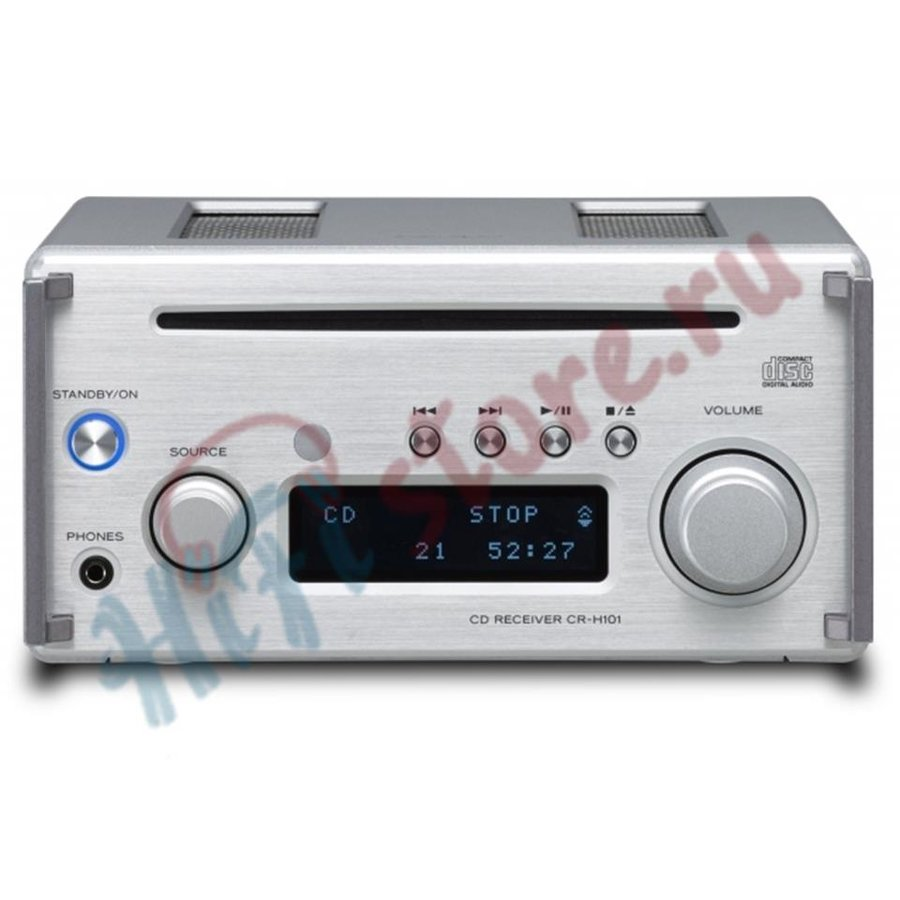 CD-плеер TEAC CR-H101 Silver