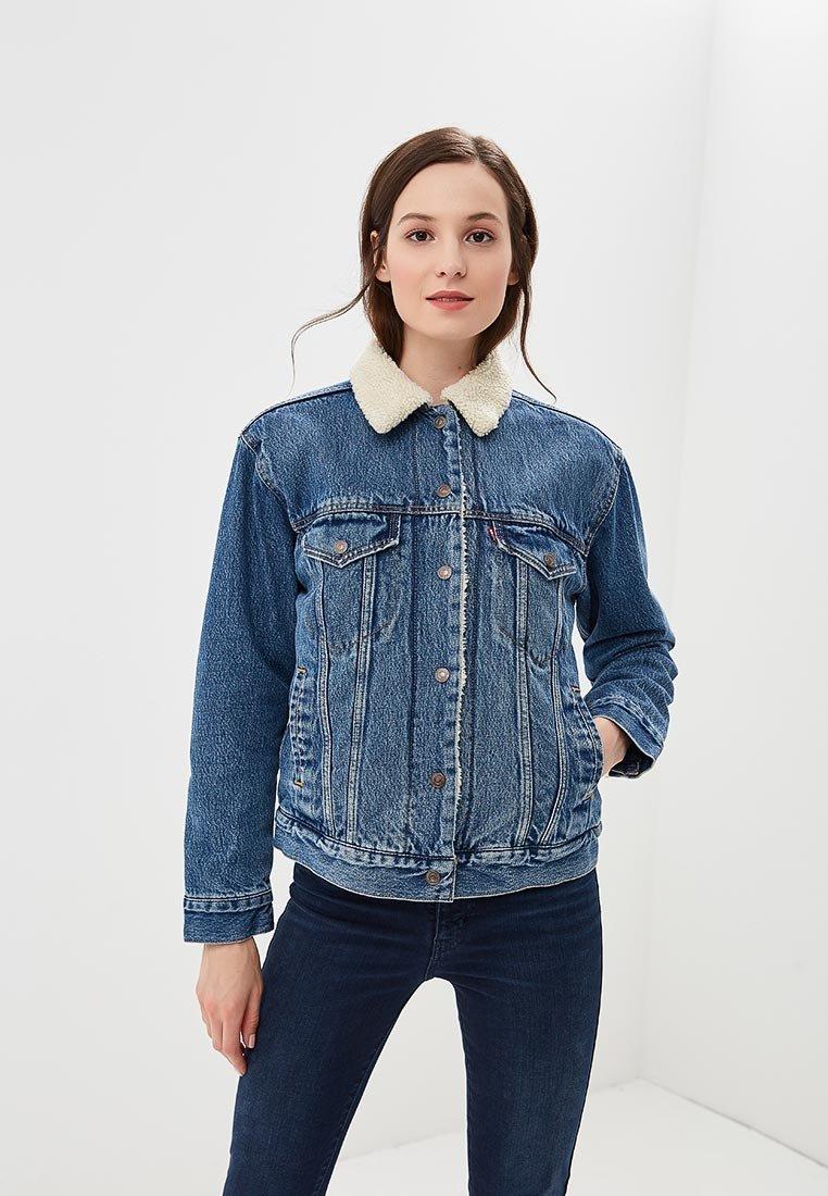 3453b1ff0cf Джинсовая куртка с мехом женская