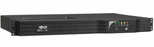 Источник бесперебойного питания Tripp Lite SMX500RT1U SmartPro, 230V 500VA 300W, line-Interactive UPS, 1U Rack/Tower, Network Card Options, USB, DB9 S