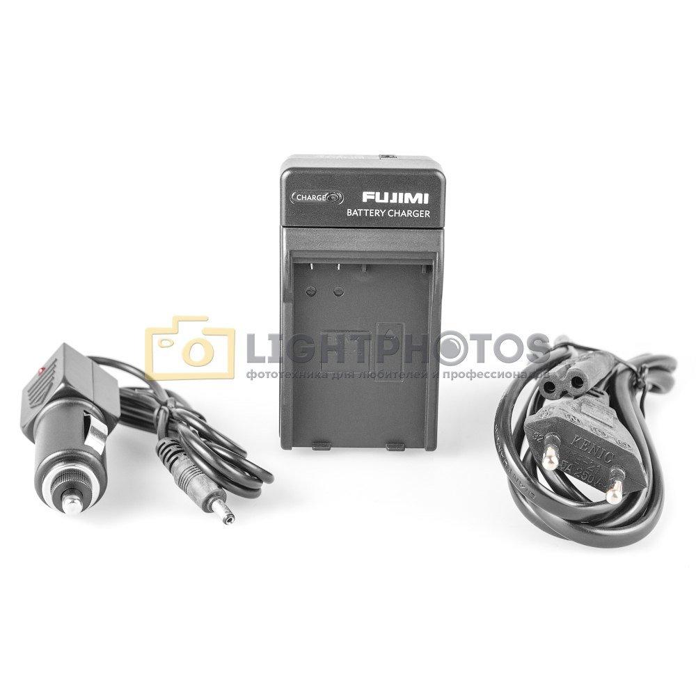 Зарядное устройство FUJIMI UN 5 для аккумуляторов Nikon EN-EL10 и совместимых с ними