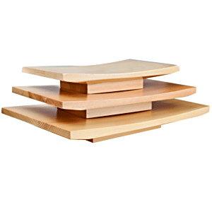 Блюдо для суши 21x12x3 см WEST HONEST 3021433