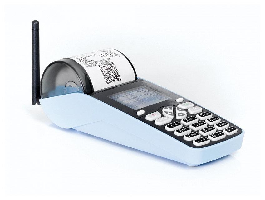 Мобильная POS-система Штрих-MPay-Ф (ФН на 13 месяцев)