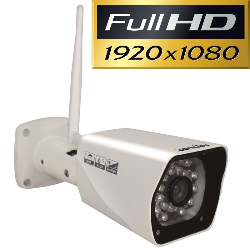 Беспроводная WiFi камера наблюдения, облачная, уличная, ультра высокого разрешения HD 1920x1080, NCM750GB
