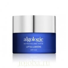 Крем для лица Algologie Blue Line: Укрепляющий ночной крем для лица, 50мл