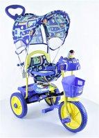 Велосипед Jaguar Велосипед трехколесный MS-0737 синий