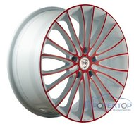 NZ Wheels F-49 W+R 6.5x16/5x112 D57.1 ET33 - фото 1