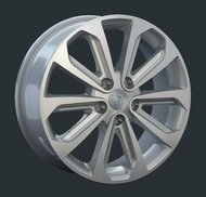 Диски Replay Replica Nissan NS69 7x17 5x114,3 ET40 ЦО66.1 цвет SF - фото 1
