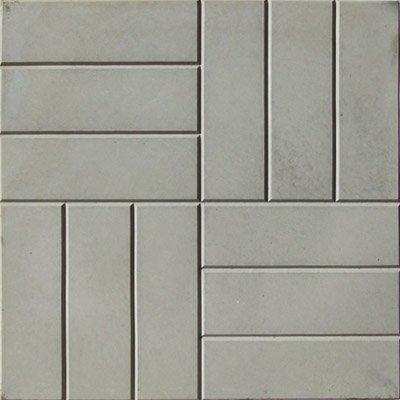 Тротуарная плитка 12 Кирпичей 500-500-60 мм