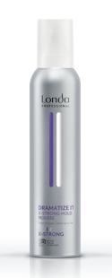 LONDA PROFESSIONAL Пена экстрасильной фиксации для укладки волос / DRAMATIZE 250 мл