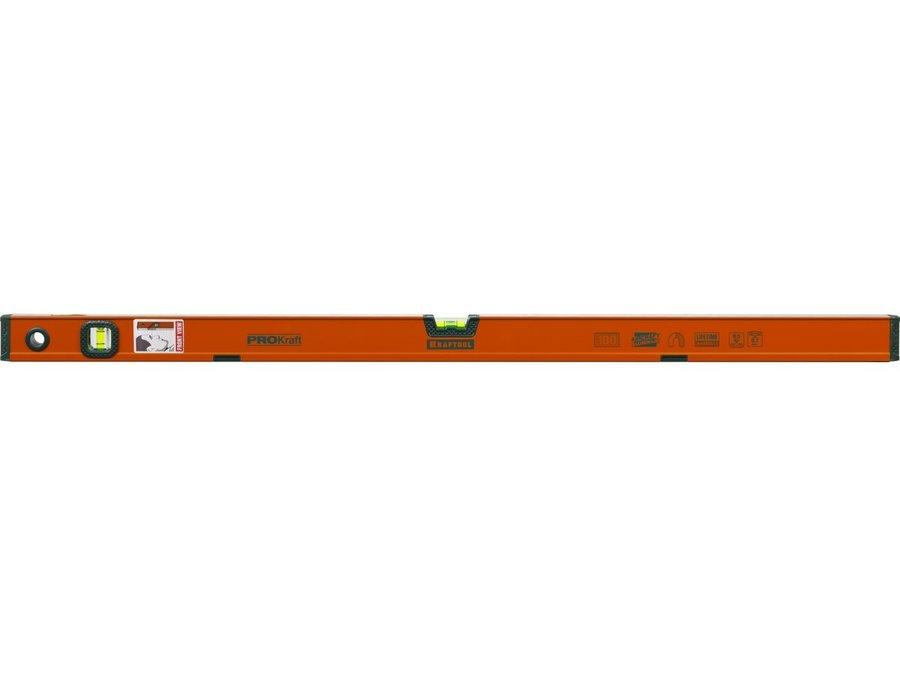 Уровень строительный с магнитом Kraftool INDUSTRIAL KRAFT-MAX 100 см 34575-100
