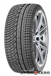 Автошины Michelin Pilot Alpin PA4 245/40 R19 98V - фото 1