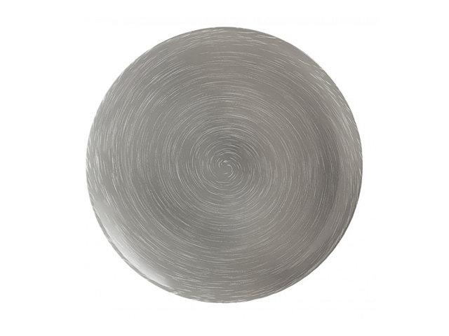 Тарелка Luminarc обеденная стоунмания грей