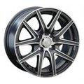 LS Wheels 188 6.5x15 4x114.3 ET40 D73.1 GMF - фото 1