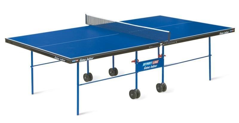 Стол для настольного тенниса START LINE Game Indoor (6031)