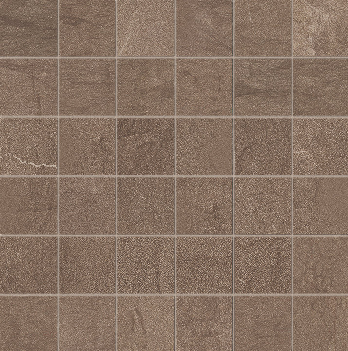 Мозаика Vallelunga Foussana Mud Mosaico 5х5 Lapp. 30х30