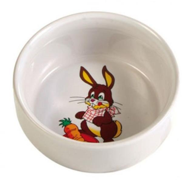 """Миска """"Trixie"""" с кроликом, 300 мл"""