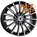 Диск колесный K&K Акцент 7x17/5x114.3 D67.1 ET41 Алмаз черный - фото 1