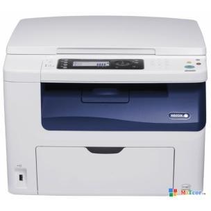 Мфу светодиодный Xerox WorkCentre 6025 A4 WiFi белый/синий [WC6025BI]
