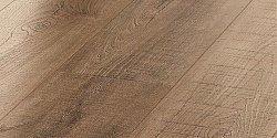 Виниловый пол (влагостойкий замковый ламинат) Wicanders Hydrocork Sawn Twine Oak