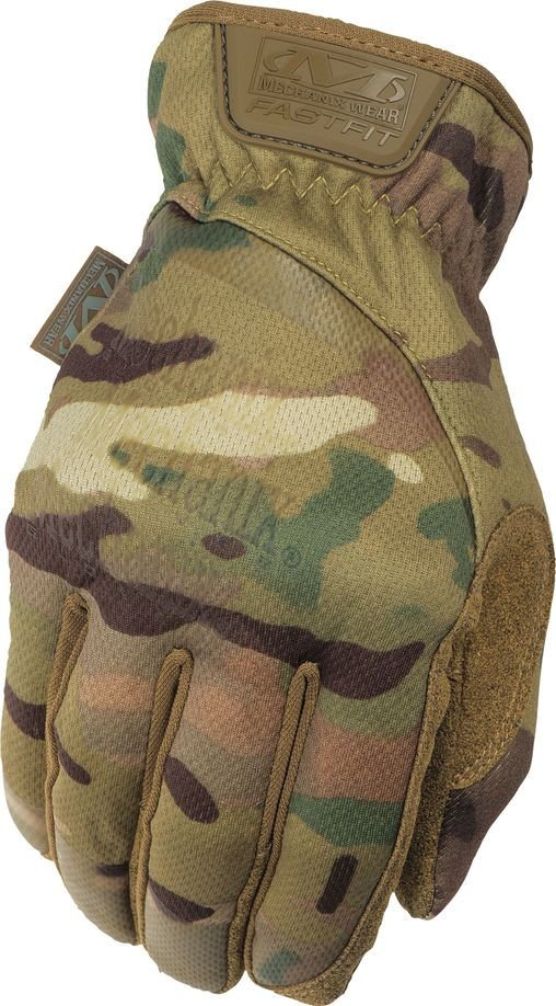 Перчатки Mechanix FastFit Multicam NEW (FFTAB-78) (Размер: XXL)