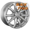 Диск колесный LS Wheels 786 6.5x15/4x100 D73.1 ET40 SF - фото 1