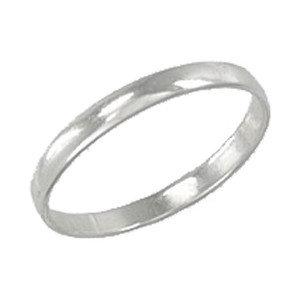 Серебряное кольцо Sokolov обручальное арт. SKR166