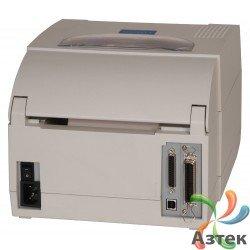 Принтер этикеток Citizen CL-S521 термо 203 dpi светлый, USB, RS-232, подвижный сенсор, кабель, 1000816