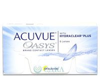 Acuvue® Oasys® with Hydraclear® Plus (6 линз)