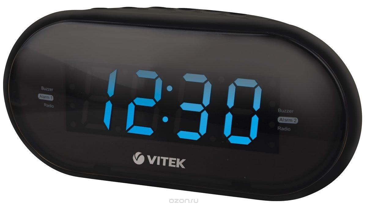 часы витек 3525 будильник напольной