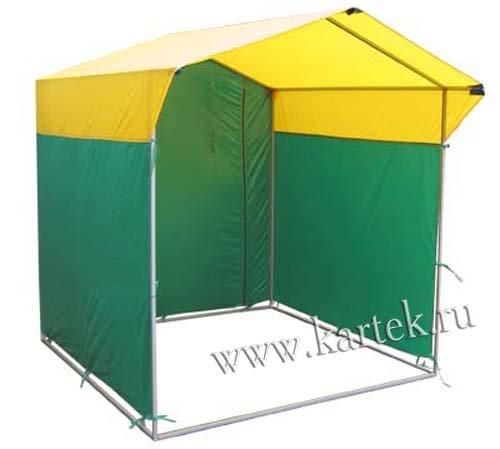 Палатка торговая 3,0 х 2,0 м. (каркас из профильной трубы 20х20х1,5мм)
