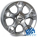 Диски Replica WSP Italy W951 6.5x16 4/108 ET52.5 d63.4 Silver - фото 1