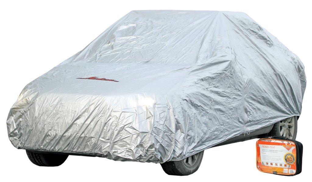 Чехол-тент на автомобиль защитный с молнией для двери, M AIRLINE
