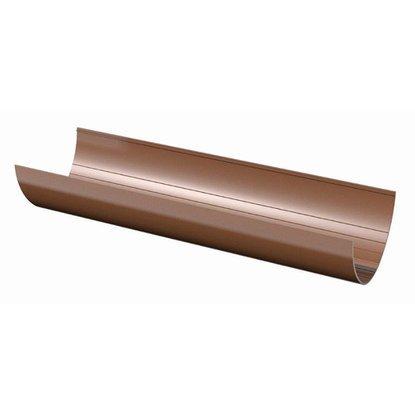 Техноникель Желоб ТН ПВХ коричневый 1.5 м х 125 мм
