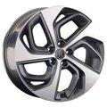 Диск литой Replica Replay Hyundai (HND251) 7.5 J 19 5x114.3 Et 49.5 Dia 67.1 - фото 1