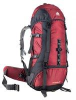 Туристический походный рюкзак TREK PLANET Colorado 65 Red