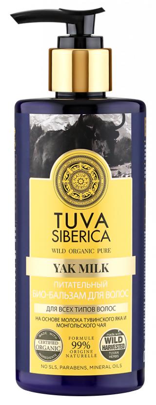 Бальзам Natura Siberica Tuva БИО-Бальзам для волос Питательный (Объем 300 мл)