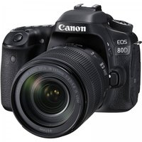 Зеркальный фотоаппарат Canon EOS 80D kit EF-S 18-135 IS USM