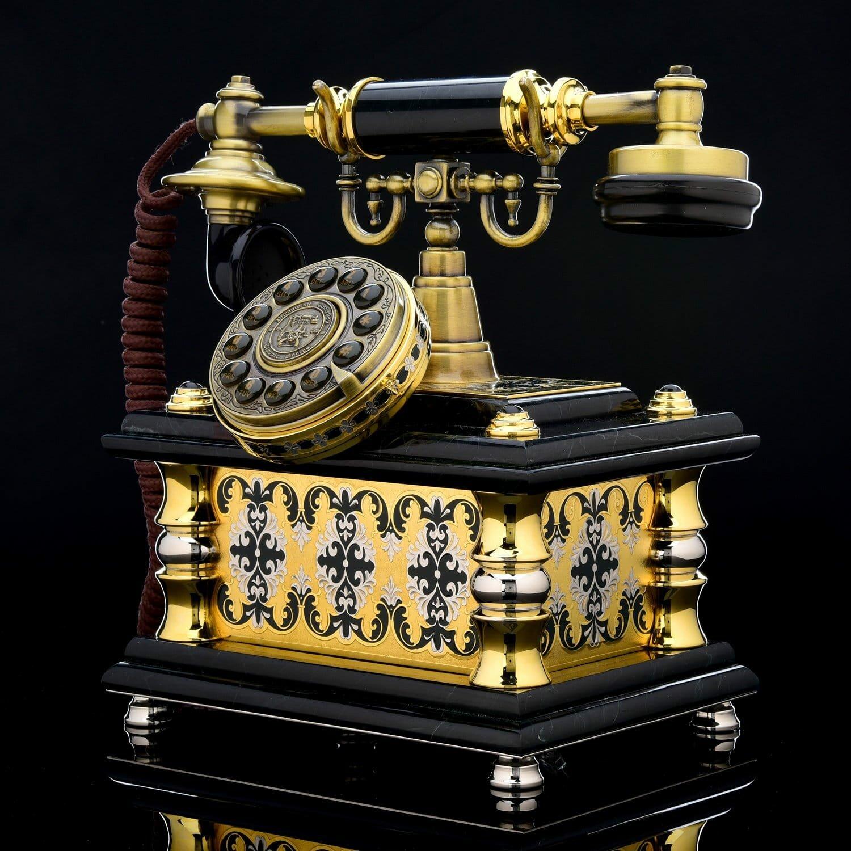 Эксклюзивный телефон «Paramount Collection» из камня. Златоуст