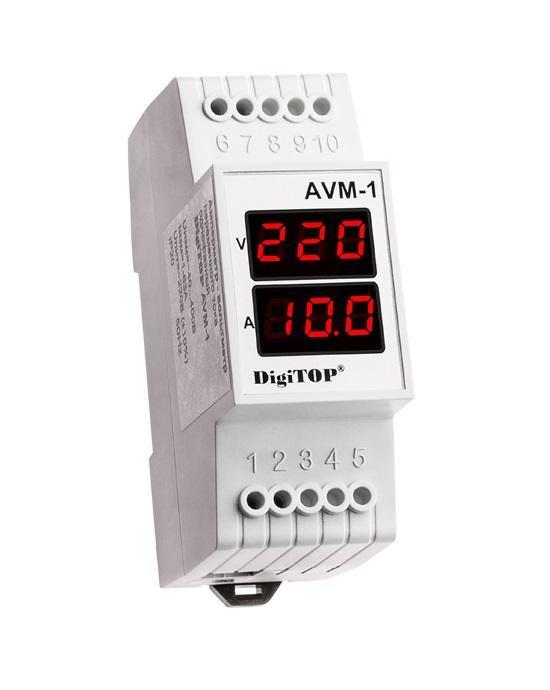 Амперметр Digitop Avm-1