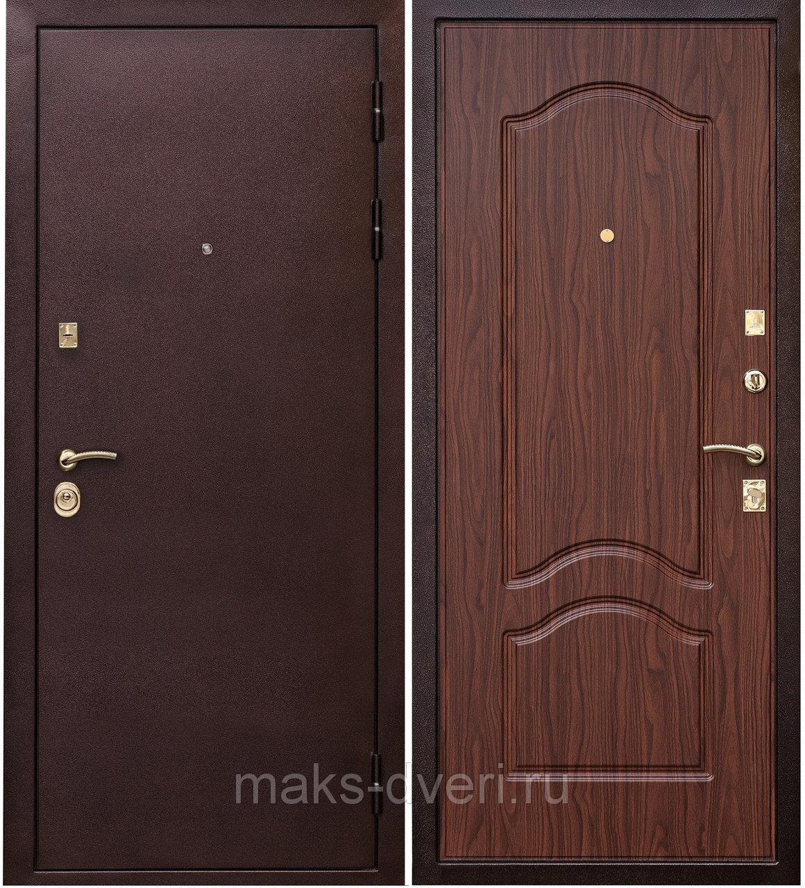 Входная металлическая дверь Оксфорд