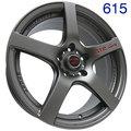Колесный диск Sakura Wheels 3718Z 7.5x17/5x114.3 D73.1 ET40 OY-(R)Z/M - фото 1