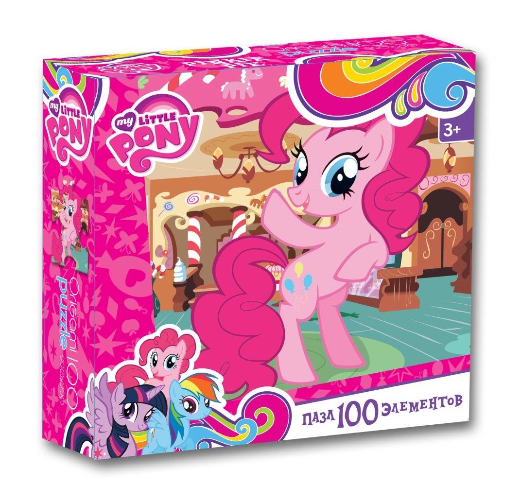 Пазл Origami My Little Pony 100 шт.