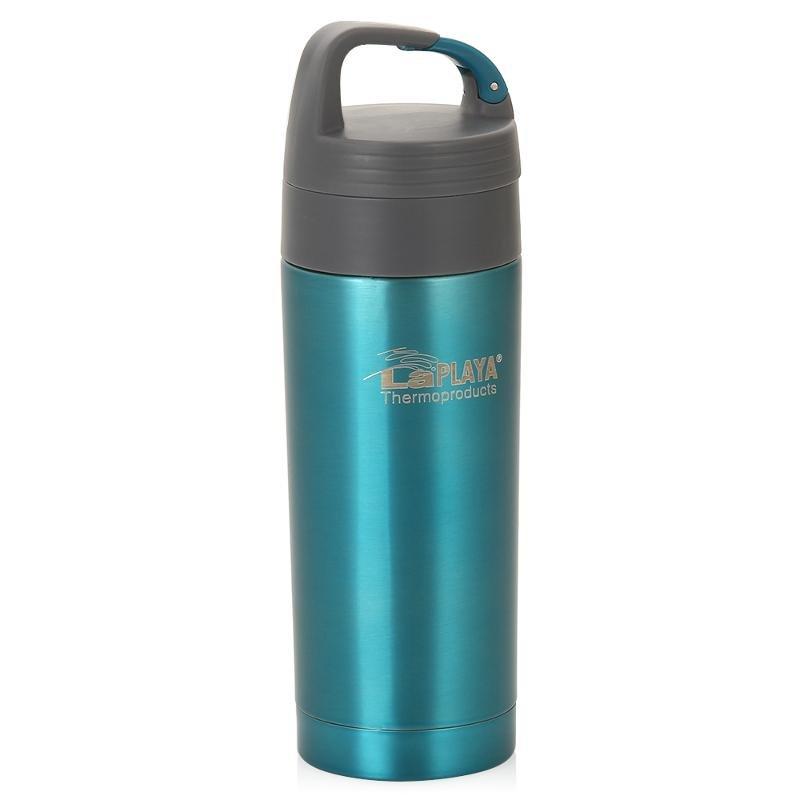 Термокружка LaPlaya Carabiner 0.35 л, синяя