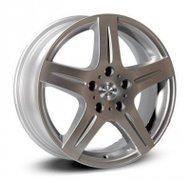 Диски Replica VW67 6,5x16 5x112 D57.1 ET40 цвет S (серебро) - фото 1