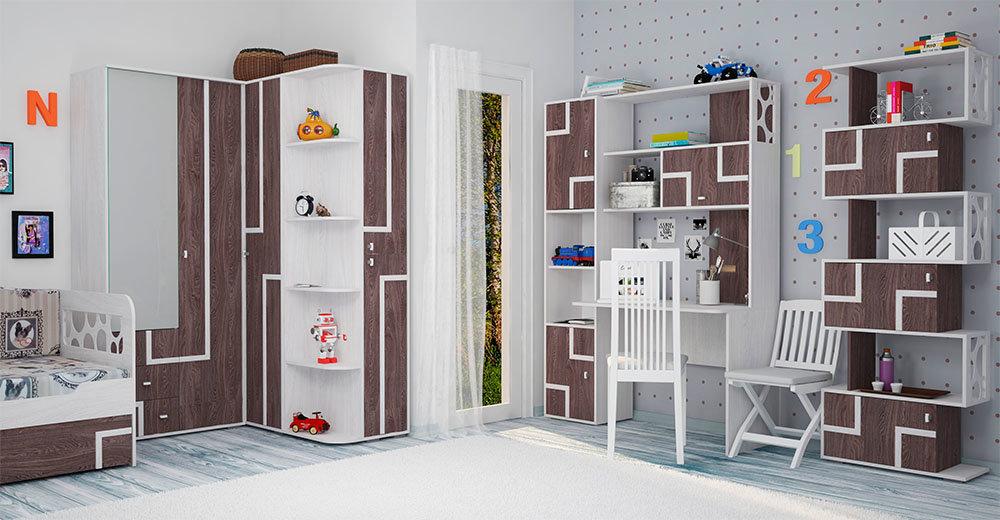 Комплект детской мебели Омега 16