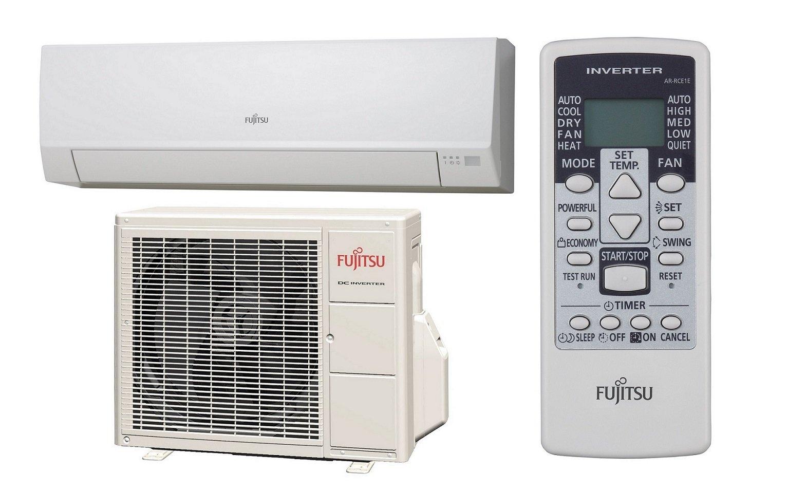 Сплит-система Fujitsu ASYG09LLCE-R/AOYG09LLCE-R