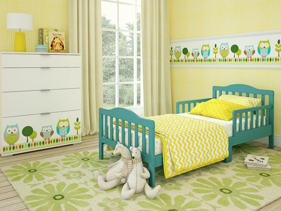 Детская кроватка Giovanni Shapito Candy Mint