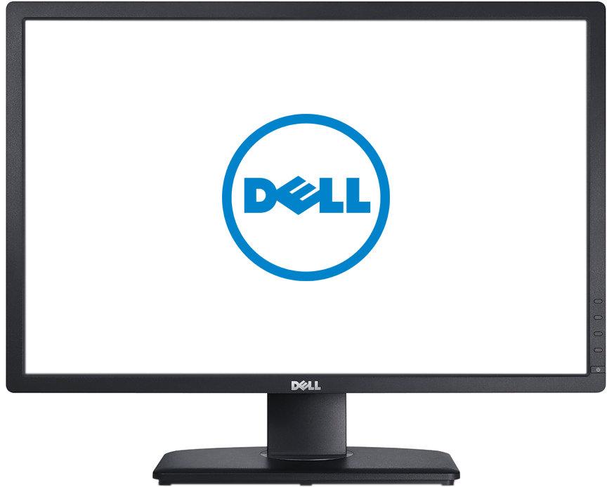 Монитор Dell U2412M (черный)